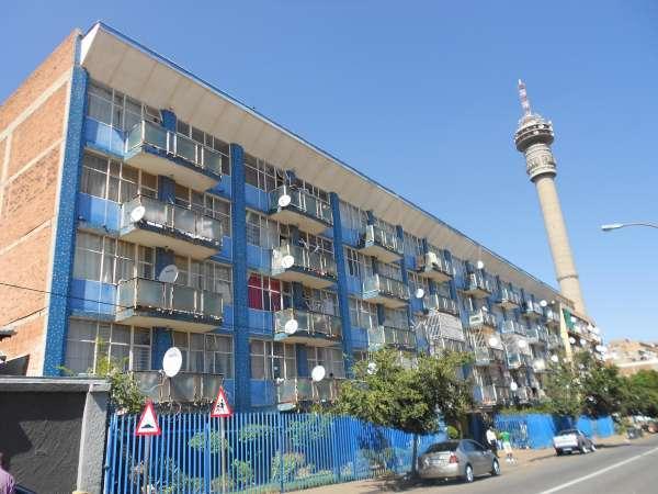 1 Bed Flat in Barnato Berea Johannesburg
